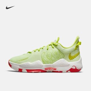 NIKE 耐克 Nike 耐克官方 PG 5 EP 男/女篮球鞋新款泡椒情侣 CW3146