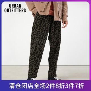 urban outfitters UrbanOutfitters 男士Cityboy厨师裤运动长裤松紧休闲裤58769050