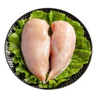 PLUS会员:DAJIANG 大江 单冻鸡胸肉 1kg