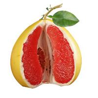 土八鲜 福建平和琯溪倾国红柚 10斤(3-5枚)