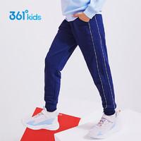 361° 儿童棉质休闲长裤子