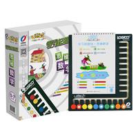 LOGICO 逻辑狗 儿童早教益智图书 配10钮操作板