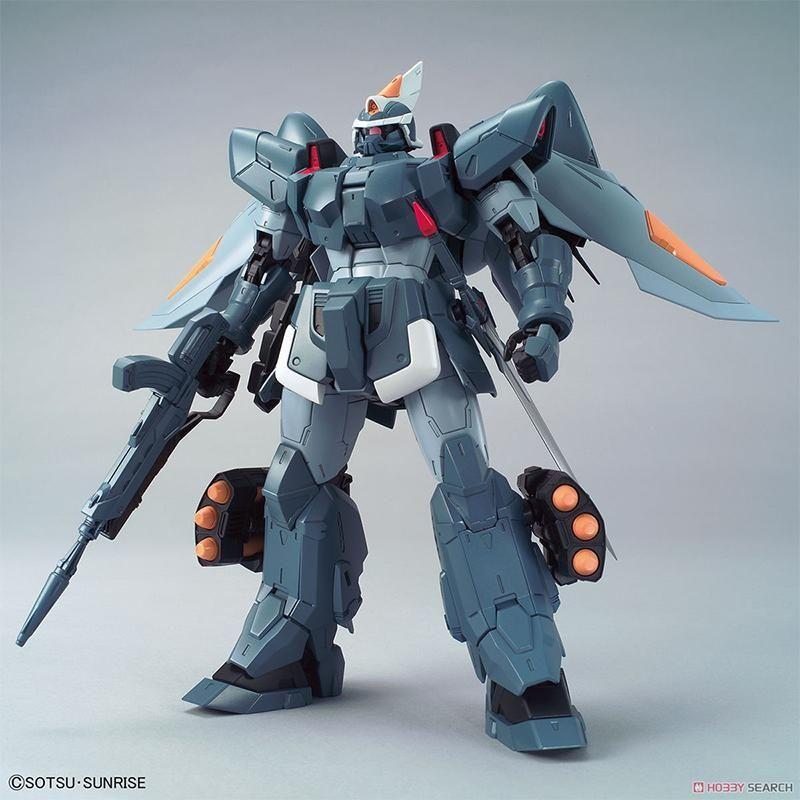 百亿补贴 : BANDAI 万代 MG 1/100 金恩 Ginn 捷武 量产型 高达SEED 拼装 模型
