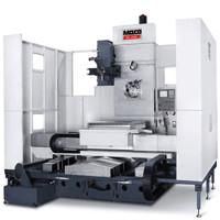 马特 Maco TECH QH-800卧式高速加工中心机 白色