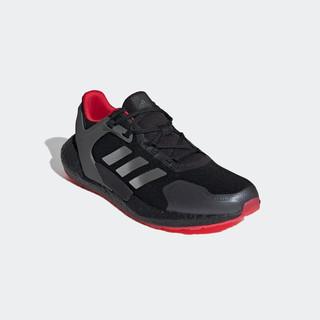 adidas ORIGINALS 阿迪达斯官网 ALPHATORSION BOOST RTR男女鞋跑步运动鞋GZ7542 黑色/灰色/银金属 42(260mm)