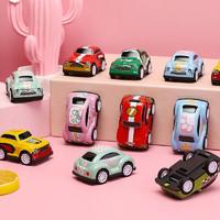 HANWEI 瀚卫 儿童玩具 合金回力小汽车模型*5只装
