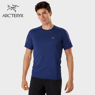 ARC'TERYX 始祖鸟 男子 速干  MOTUS CREW  短袖T恤