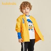 balabala 巴拉巴拉 21053191210  儿童冲锋衣
