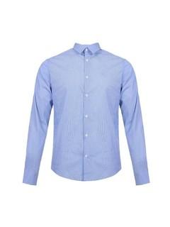 EMPORIO ARMANI 阿玛尼 男士棉质长袖衬衫 8N1C09 1N06Z