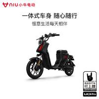 Niu Technologies 小牛电动 UQi顶配版 新国标智能锂电池轻便式电动车 电动自行车