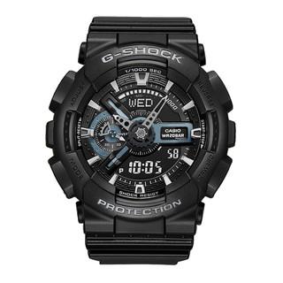 CASIO 卡西欧 手表男G-SHOCK系列多功能运动防水石英男士手表