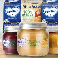 88VIP:Mellin 美林 婴儿西梅果泥 100g*2罐