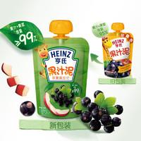 PLUS会员:Heinz 亨氏 乐维滋系列 幼儿果泥 120g