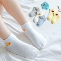 儿童抗菌袜子夏季透气女童薄款中筒宝宝袜子薄款儿童春夏季袜子网眼薄
