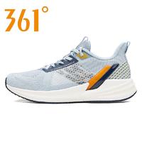 361° Q弹科技·锋熠3.0 52126204 男款缓震跑鞋