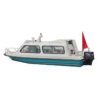 巨浪 海笛防汛防洪应急救援快艇水上游艇/590全棚快艇