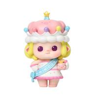 POP MART 泡泡玛特 MINICO女王的小猪吊卡摆件