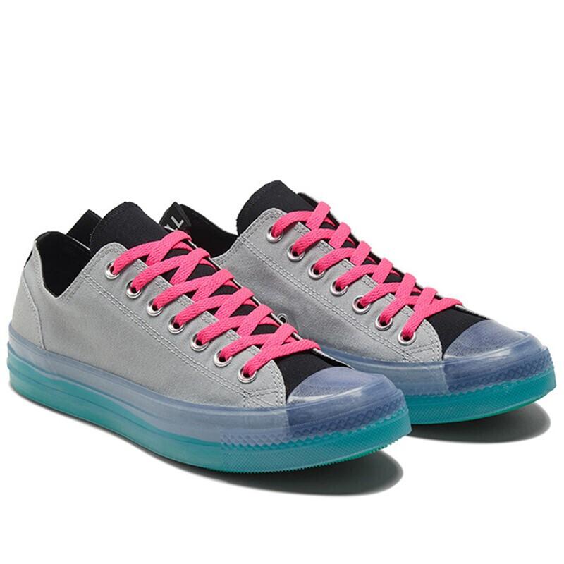 All Star 170139C 男女款低帮帆布鞋