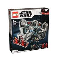 LEGO 乐高 星球大战 75291 死星决战黑武士