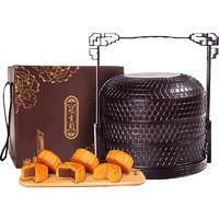 88VIP:GSY 冠生园 锦绣华月提篮月饼礼盒装 750g