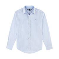 黑卡会员:TOMMY HILFIGER 汤米·希尔费格 男士商务休闲衬衫