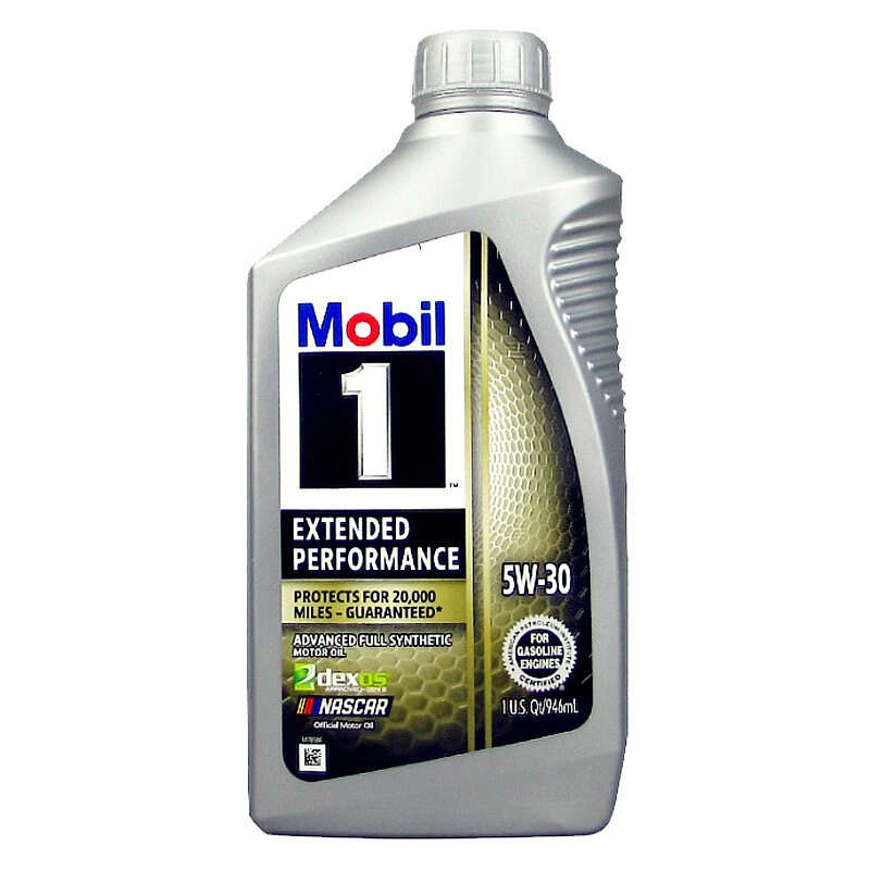 Mobil 美孚 金装1号 5W-30 全合成机油 946ml