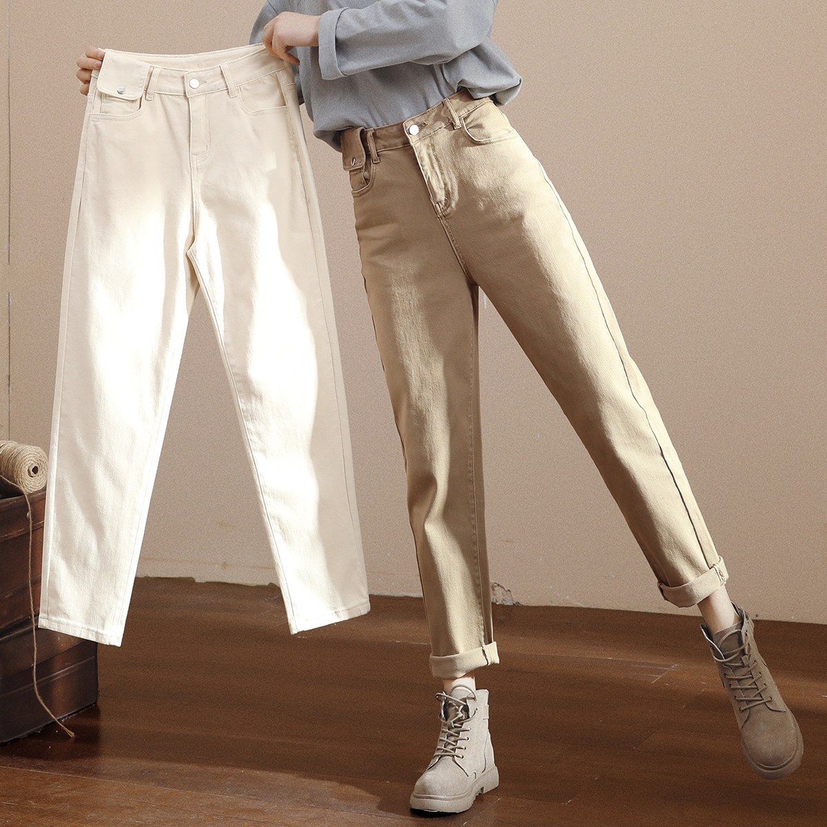 女士牛仔裤 B95320G1K1