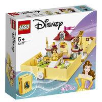 LEGO 乐高 迪士尼系列 43177 贝儿故事书大冒险