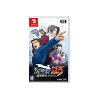 Nintendo 任天堂 Switch游戏卡带《逆转裁判123:成步堂精选集 》中文