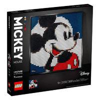 LEGO 乐高 艺术生活系列 31202 米奇米妮积木