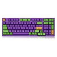 Akko 艾酷 3098B 三模机械键盘 98键 CS复古白轴