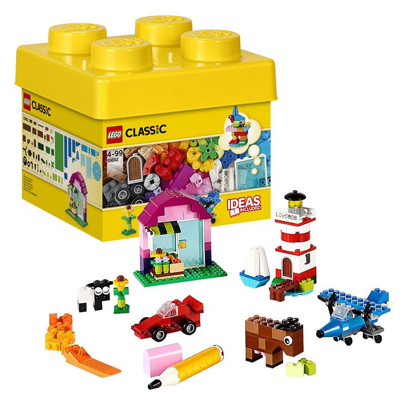 经典创意系列 10692 小号积木盒