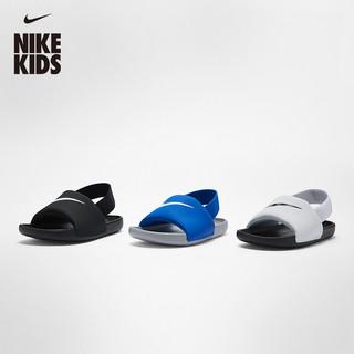 NIKE 耐克 Nike耐克官方NIKE KAWA SLIDE (TD) 婴童拖鞋凉鞋夏季软底 BV1094