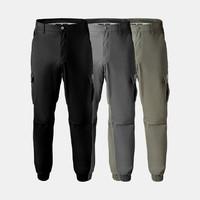 22日12点:SKAH 多袋休闲工装裤