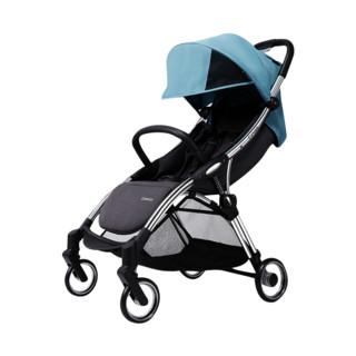 capucci 卡普奇 CapucciS116婴儿童轻便自动收车1键折叠可坐可躺宝宝舒适手推车