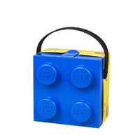 LEGO 乐高 正品 午餐盒手提款 亮红色玩具男孩女孩