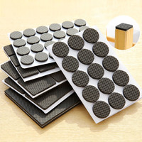纳合 加厚防滑多功能桌脚垫 圆形48片