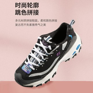 SKECHERS 斯凯奇 Skechers斯凯奇女子熊猫鞋运动鞋休闲鞋