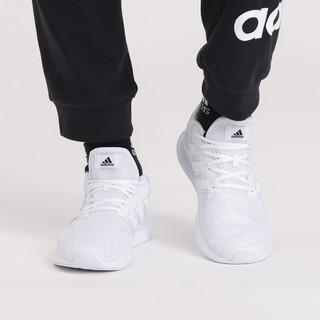 adidas 阿迪达斯 男鞋休闲鞋 2021新款低帮网面运动鞋 舒适缓震小白鞋跑步鞋