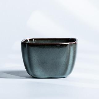 xigu 熹谷 龙泉青瓷茶具 四方杯 80ml