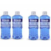 PLUS会员:梦多福 汽车玻璃水 0度 4桶 5.2L