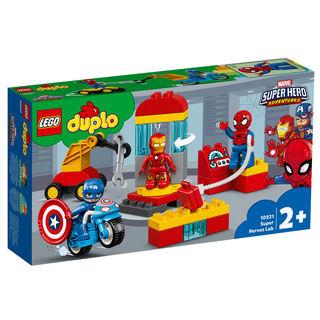Duplo得寶10921超級英雄