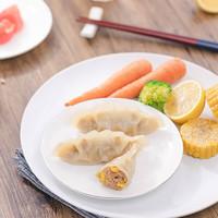 PLUS会员:bibigo 必品阁 速冻水饺  玉米猪肉   490g