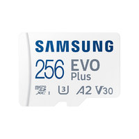 SAMSUNG 三星 EVO Plus系列 MB Micro-SD存储卡(UHS-I、V30、U3、A2)