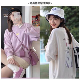 SPAO ×美少女战士 SPMWB23D06 女士圆领套头卫衣