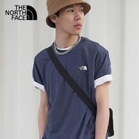 THE NORTH FACE 北面 5JU2 男士速干短袖T恤
