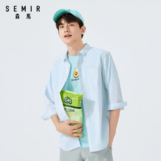 Semir 森马 330887 男士衬衫