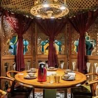 人均33元!上海、苏州3店通用 上海楼兰新疆主题餐厅 2-3人套餐