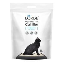 LORDE 里兜 原味猫砂 2.6kg