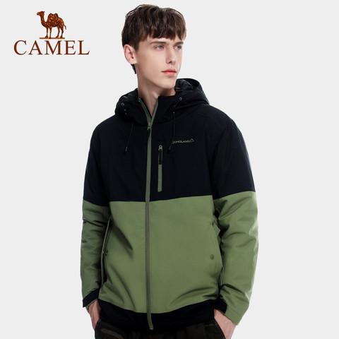 CAMEL 骆驼 珠穆朗玛系列 A0W2UH109 男女款户外冲锋衣